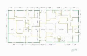Westowne #4 - Floorplan