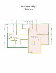 Westowne #5 - Floorplan