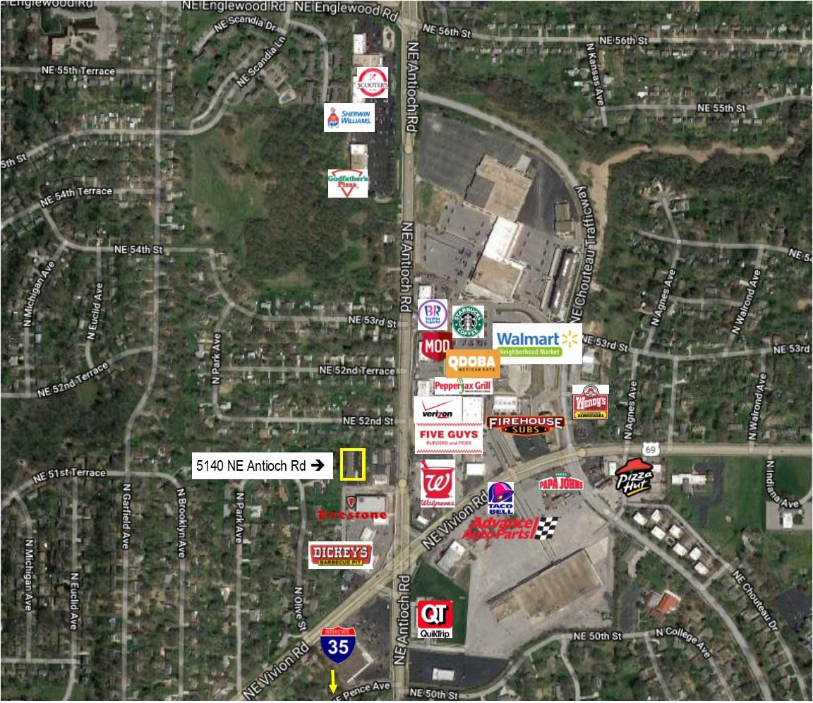 City View Apartments North Kansas City Mo: 5140 NE Antioch Rd, Kansas City, MO
