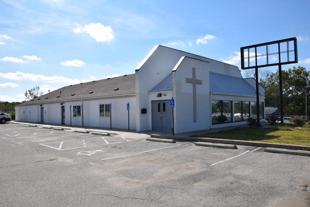 5041 State Ave Church Kansas City KS Exterior Photo